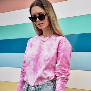 Primarie Tie-Dye Long Sleeve T-Shirt