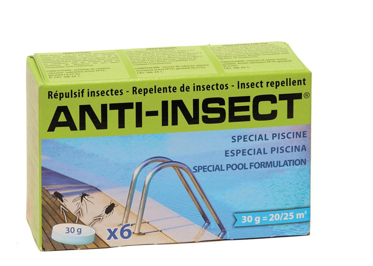 ANTI INSECT pastilles 30 g