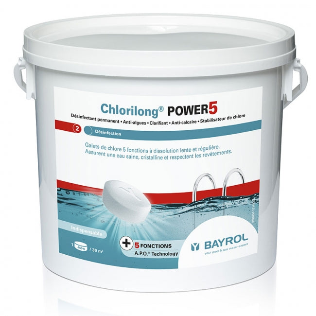 CHLORILONG POWER5 - 5Kg
