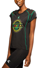Women's Zambia T-Shirts