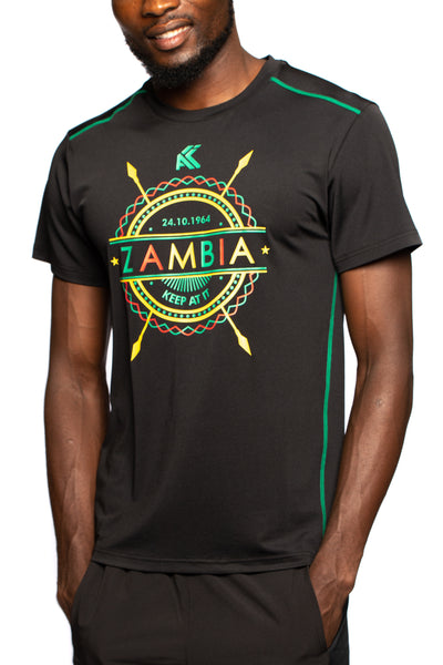 Men's Zambia T-shirts