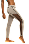 Women's Mesh Running Tights