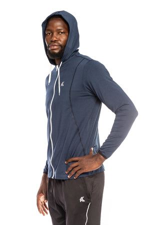 Men's Rush Zip Hoody