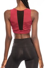 Women's Fierce Crop Vest