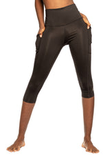 Women's Kinetic 3/4 Pocket Tights