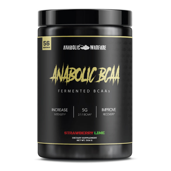Anabolic BCAA Strawberry Lime