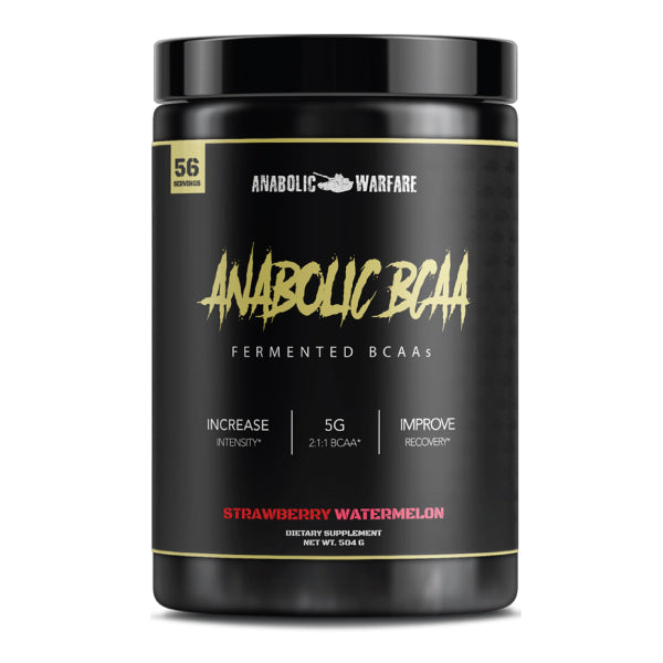 Anabolic BCAA Strawberry Watermelon