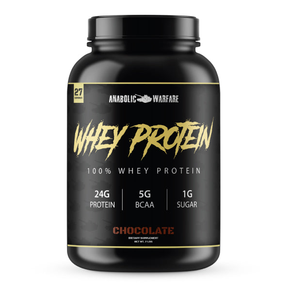 Anabolic Warfare Whey Protein Chocolate