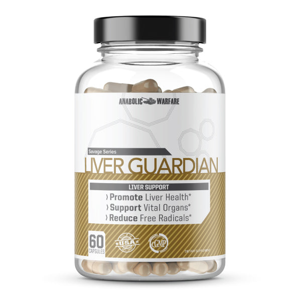 Liver Guardian Anabolic Warfare