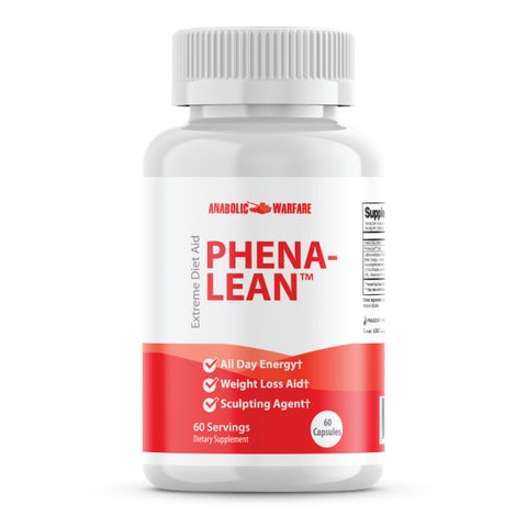 Phena-Lean Anabolic Warfare