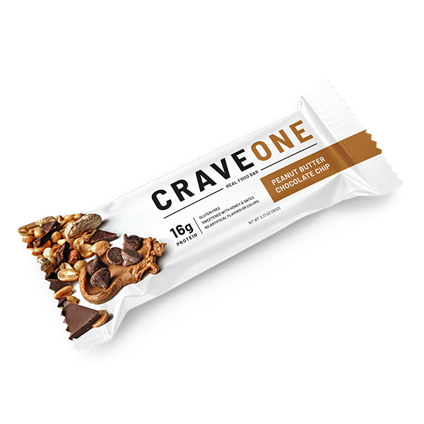 NutraOne CraveOne Chocolate Peanut Butter Chocolate Chip (4499521830966)