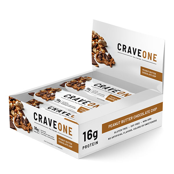 NutraOne CraveOne Chocolate Peanut Butter Chocolate Chip