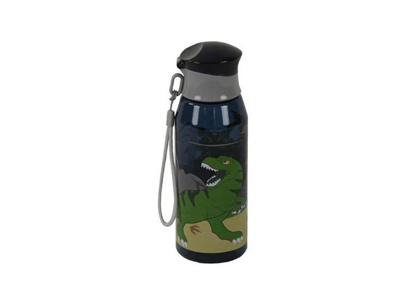 BobbleArt Water Bottle - Dinosaurs