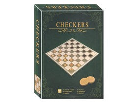 Checkers (Boxed)