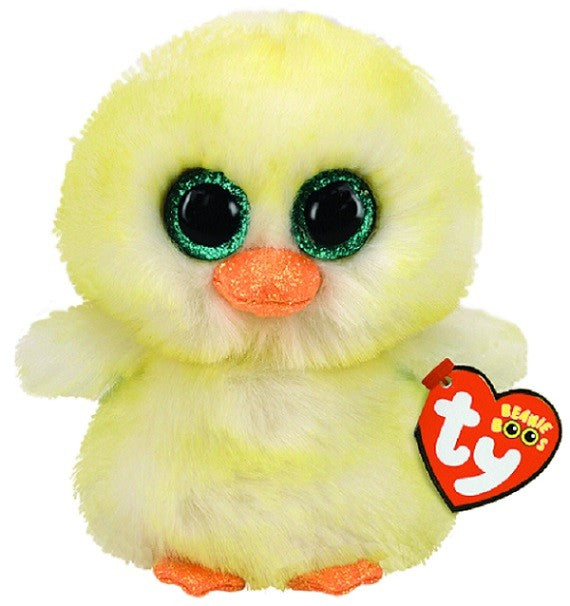 Ty Beanie Boos Lemon Drop Easter Chick