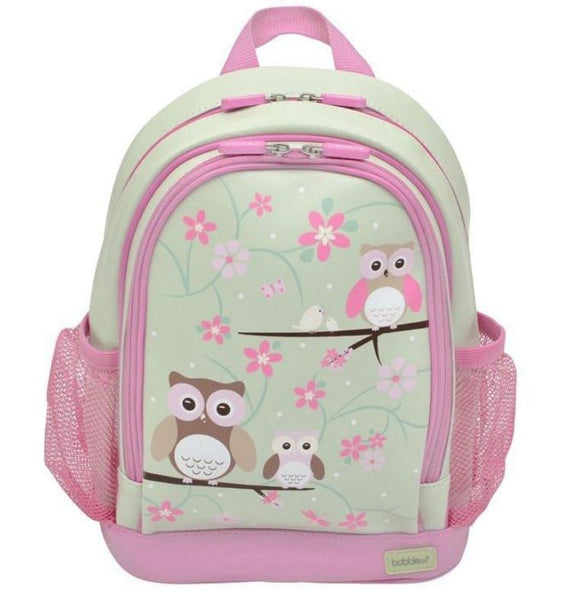 BobbleArt Owl Large Backpack