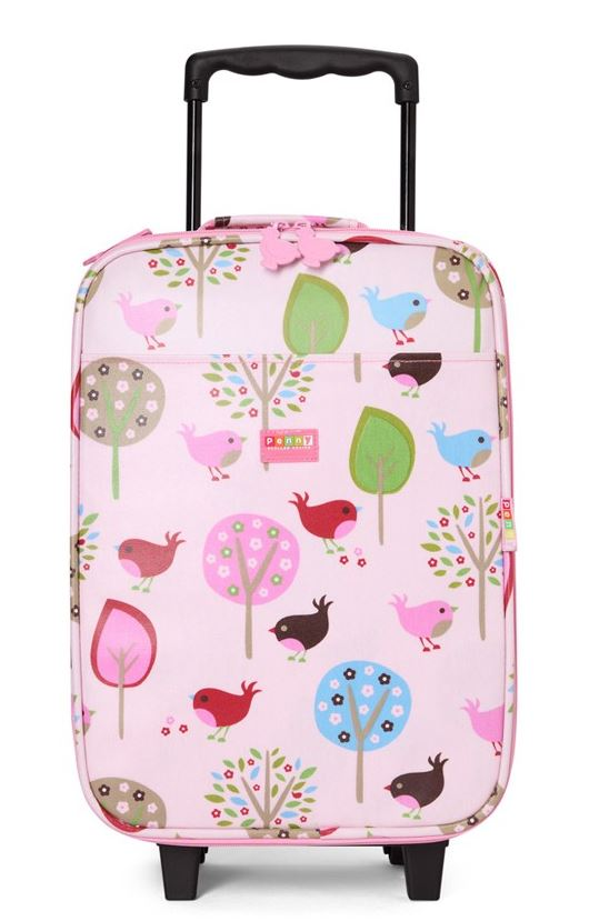 Chirpy Bird 2 Wheel Suitcase
