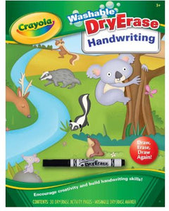 Crayola Handwriting Workbook