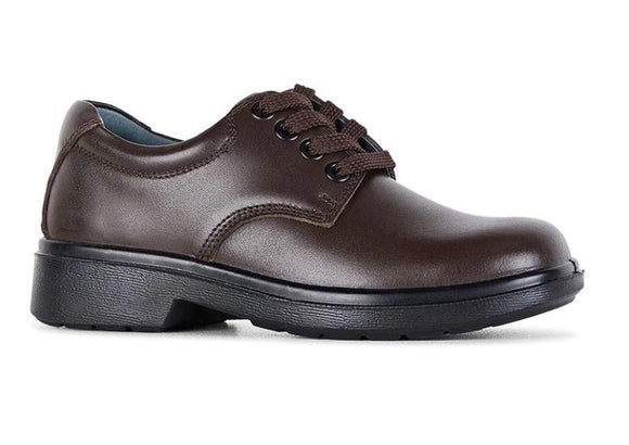Clarks Daytona (Brown) School Shoe