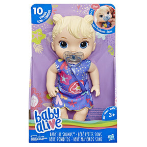 Baby Alive - Lil Sounds Baby