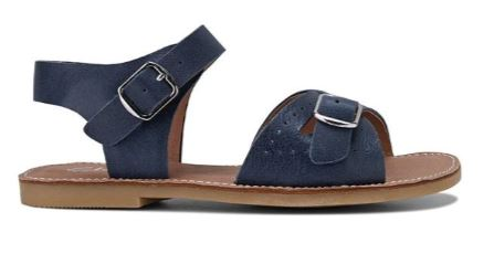 Clarks Innika Girls' School Sandal