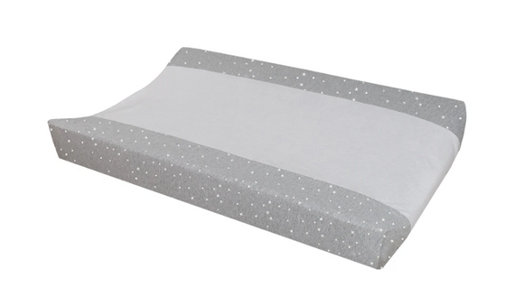 Change pad cover - Silver Stars