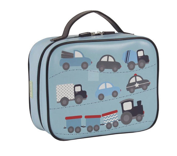 BobbleArt Cars Large LunchBox