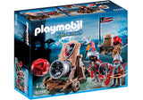 Playmobil Knights Hawk Knights Battle Cannon