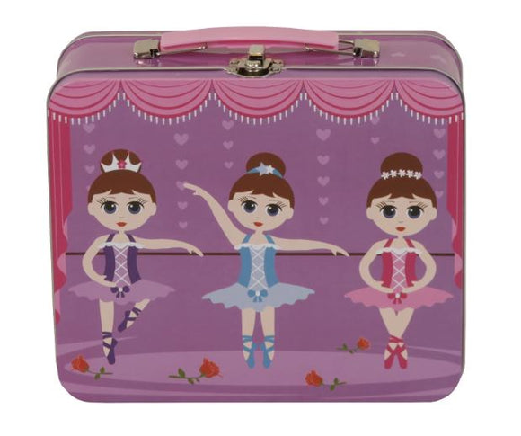 Tin Case - Ballerina