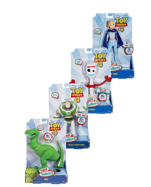 Toy Story 4 Talking Figures