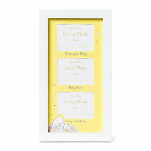 Me to You Baby - Triple Photo Frame