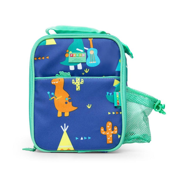 Penny Scallan Dinosaur Bento Cooler Bag - Lunch Bag