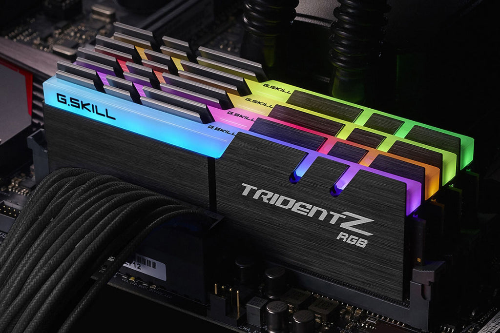 G.SKILL Demonstrates DDR4-4800 16GB(2x8GB) and DDR4-4500 32GB(4x8GB) Kits For Intel Z390 Motherboards