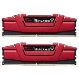 16GB (8GBx2) G.SKILL Ripjaws V PC Desktop Memory DDR4 PC21300 2666MHz C19 Kit