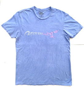 Anamanaguchi - Hypercolor Heat Sensitive T-Shirt (Baby Blue)