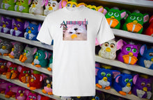 Load image into Gallery viewer, Anamanaguchi - Furby T-Shirt (White)