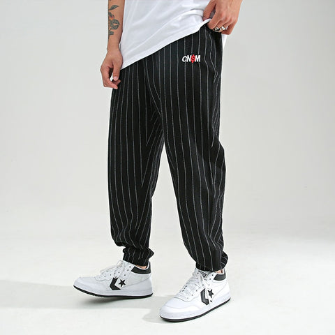 Chinism Striped Trousers
