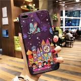 Cartoon Fairy Tale Castle iPhone Case