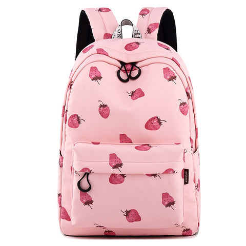 Winner Strawberry Backpack