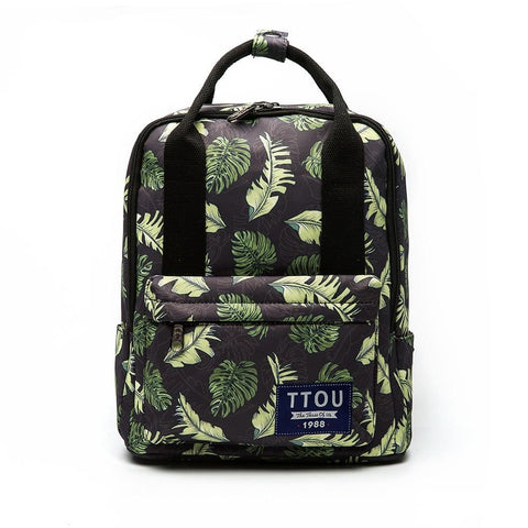 TTOU Leaves Backpacks