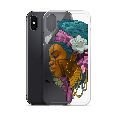 Egyptian Women iPhone Case
