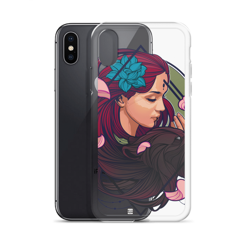 Elf Women iPhone Case