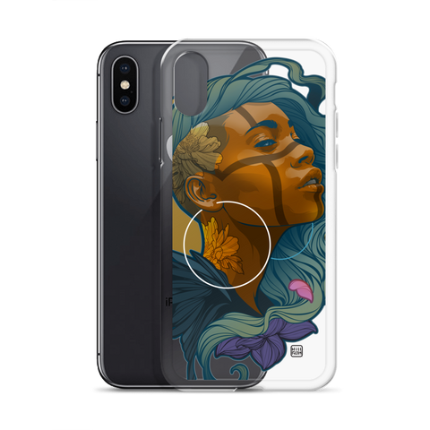 Egyptian Sister iPhone Case