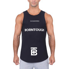 Born Tough Crucial Bounty TD Tank Black