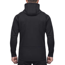Born Tough Men Momentum Track Suit Hoodie Black
