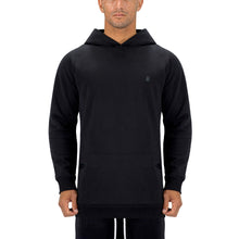 Born Tough Men Zippered Hoodie Black