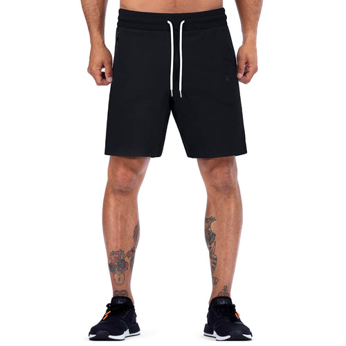Born Tough Men Core Fit Shorts Black