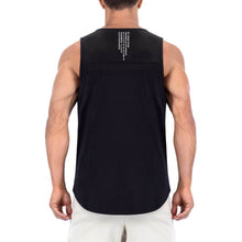 Born Tough Men Core Fit Tank Black