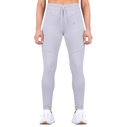 Born Tough Women Contoured Tracksuit Bottom Gray