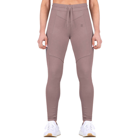 Born Tough Women Contoured Tracksuit Bottom Rose